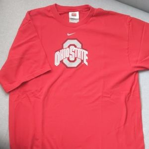 Nike Ohio State tee from the mid 2000's size M